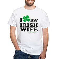 Love My Irish Wife Shirt