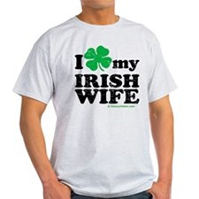 Love My Irish Wife T-Shirt
