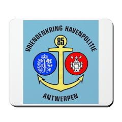 Antwerpen Politie Mousepad