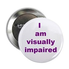"Cute Disability disabilities 2.25"" Button (10 pack)"