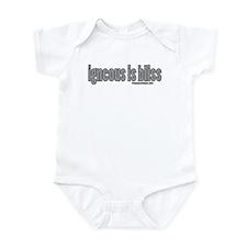 Igneous is Bliss Infant Bodysuit