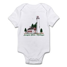 The Sturgeon Point Infant Bodysuit