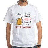 Civil Engineer Shirt