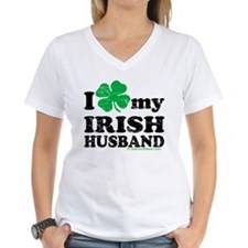 Love My Irish Husband Shirt