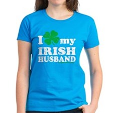 Love My Irish Husband Tee