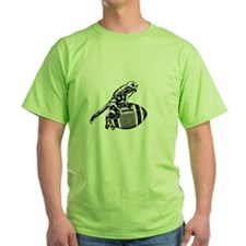 Monkey Sex Football T-Shirt