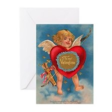 Greeting Cards (Pk of 20) - Valentines