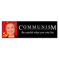 Bumper Bumper Sticker