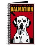Obey the Dalmatian - Dog Journal