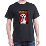 Obey the Dalmatian! Dark T-Shirt
