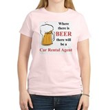 Car Rental Agent T-Shirt