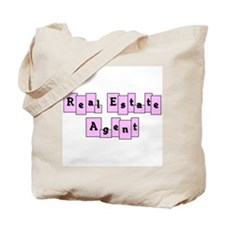 Real Estate Agent Tote Bag