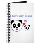 I LOVE MY MOM Journal