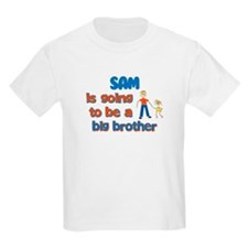 Sam - Going to be Big Brother T-Shirt