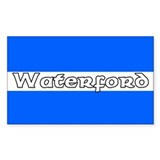 Waterford Rectangle Decal