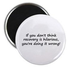 "Hilarious 2.25"" Magnet (100 pack)"