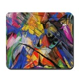 Tirol by Franz Marc Mousepad
