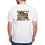 Utah The New Area 51 -UUFOH White T-Shirt