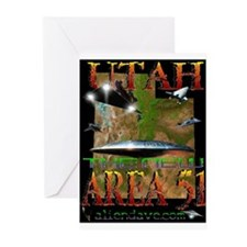 UUFOH Greeting Cards (Pk of 10)