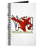 Violin Ninja Journal