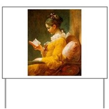 Jean Honore Fragonard Yard Sign