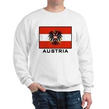 Flag of Austria Sweatshirt