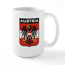 Austria Coat of Arms Mug