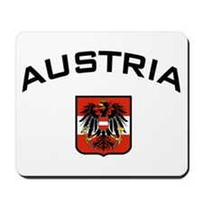 Austria Eagle Mousepad