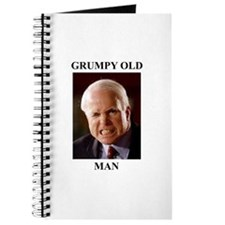 John McCain Grumpy Old Man Journal