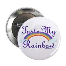 Rainbow (Gay Pride Button)