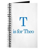 T is for Theo Journal