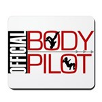 OFFICIAL BODY PILOT Mousepad