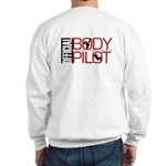 OFFICIAL BODY PILOT Sweatshirt
