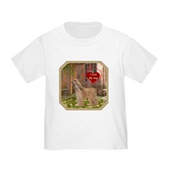 Afghan Hound Toddler T-Shirt