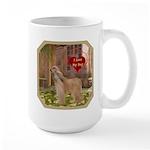Afghan Hound Large Mug