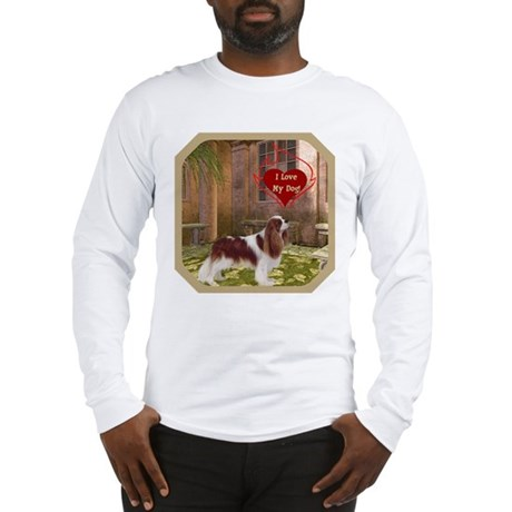 Cavalier King Long Sleeve T-Shirt