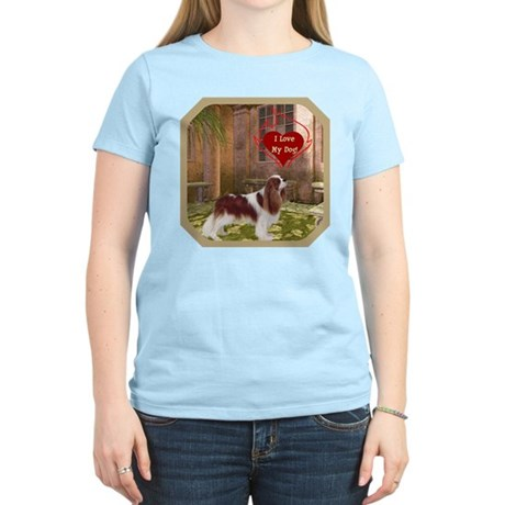 Cavalier King Women's Light T-Shirt