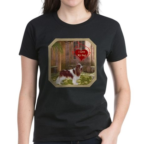 Cavalier King Women's Dark T-Shirt