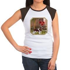 Cavalier King Women's Cap Sleeve T-Shirt
