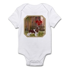 Cavalier King Infant Bodysuit