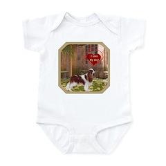 Cavalier King Infant Bodysuit