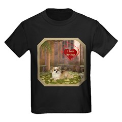 Chihuahua Kids Dark T-Shirt