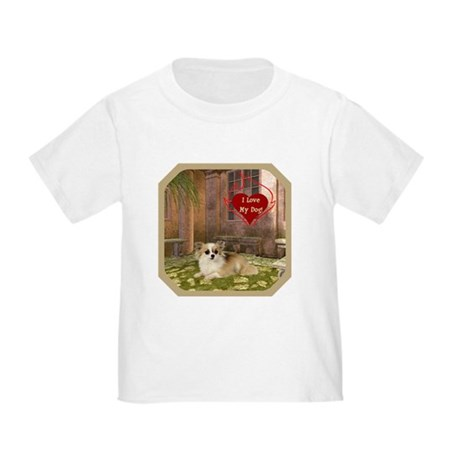 Chihuahua Toddler T-Shirt