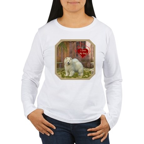 Chow Chow Women's Long Sleeve T-Shirt