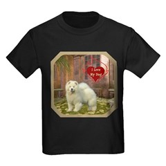 Chow Chow Kids Dark T-Shirt