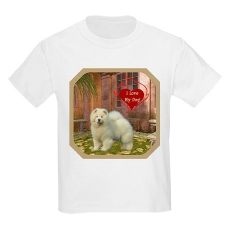 Chow Chow Kids Light T-Shirt