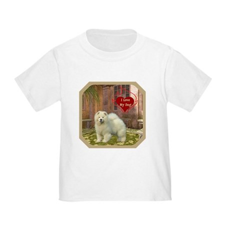 Chow Chow Toddler T-Shirt