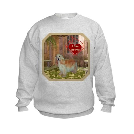 Cocker Spaniel Kids Sweatshirt