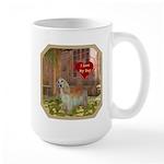 Cocker Spaniel Large Mug