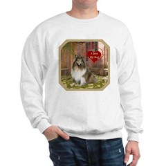 Collie Sweatshirt